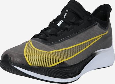 Bėgimo batai 'ZOOM FLY 3' iš NIKE , spalva - geltona / pilka / juoda, Prekių apžvalga