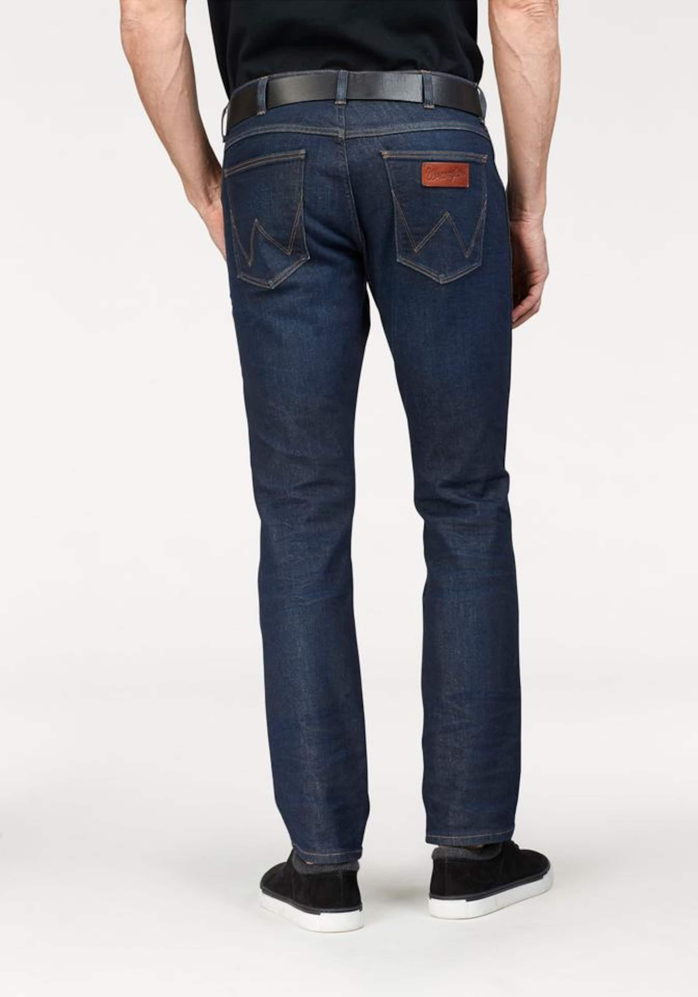 WRANGLER Stretch-Jeans 'Greensboro' Hohe Qualität Günstig Online Outlet Factory Outlet tGGisrlVp6