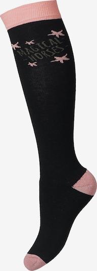 RED HORSE Socken in pink / schwarz, Produktansicht