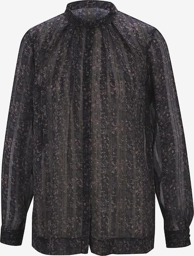 heine Blouse in de kleur Zwart, Productweergave