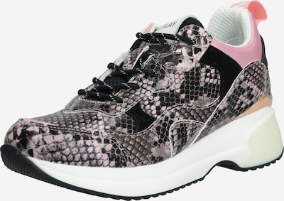 REPLAY Sneaker in mischfarben / rosa / schwarz, Produktansicht