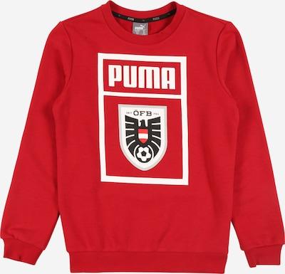 PUMA Sportovní mikina - rezavě červená, Produkt