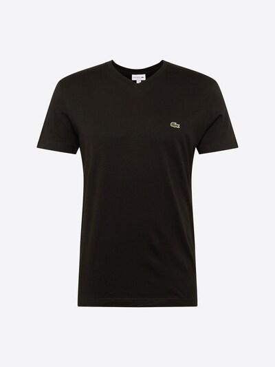 LACOSTE Majica u crna: Prednji pogled