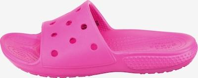 Crocs Badelatschen Classic Slide in pink, Produktansicht