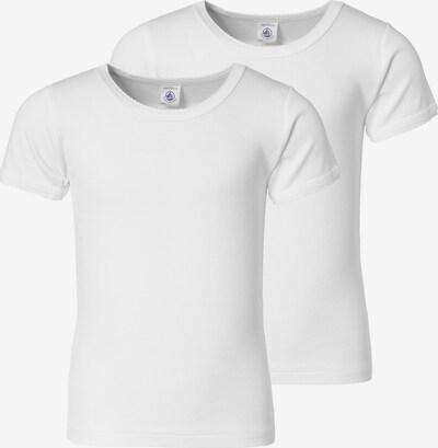 PETIT BATEAU Unterhemd in weiß, Produktansicht