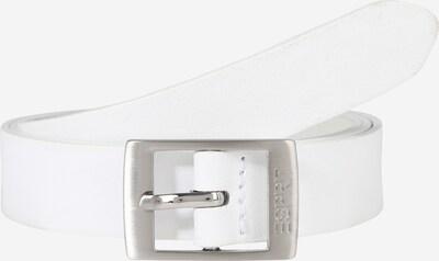 ESPRIT Gürtel 'Xoctavia' in weiß, Produktansicht