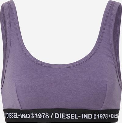 DIESEL Soutien-gorge en violet, Vue avec produit