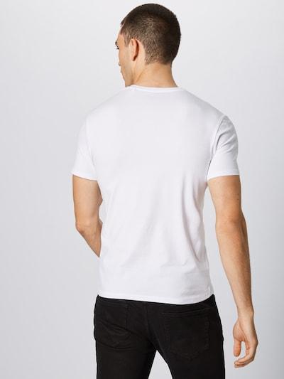 GUESS Shirt in de kleur Wit: Achteraanzicht