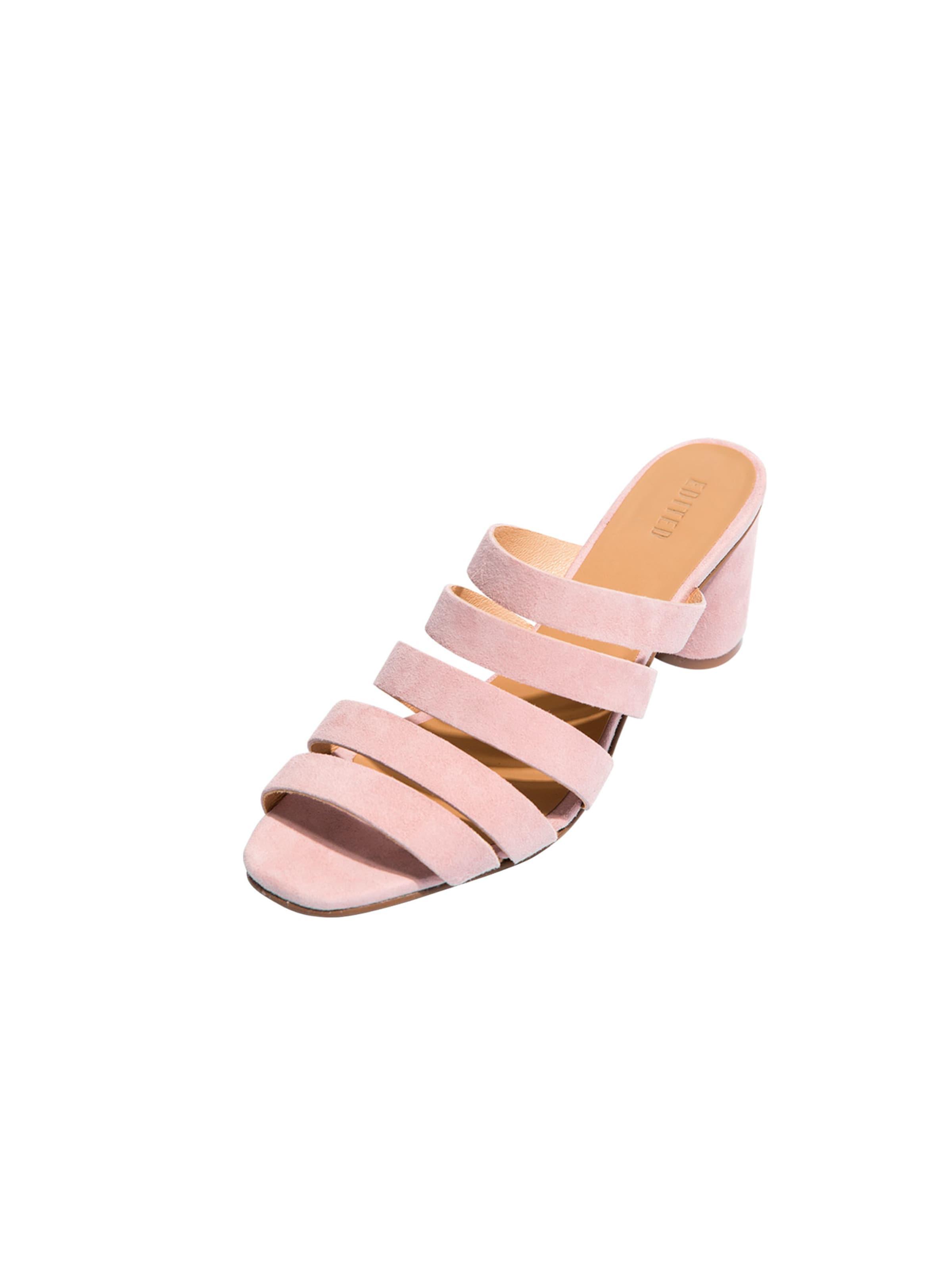EDITED Pantolette Lissie Verschleißfeste billige Schuhe