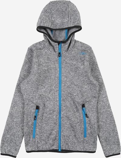 CMP Bluza rozpinana sportowa w kolorze błękitny / nakrapiany szarym, Podgląd produktu