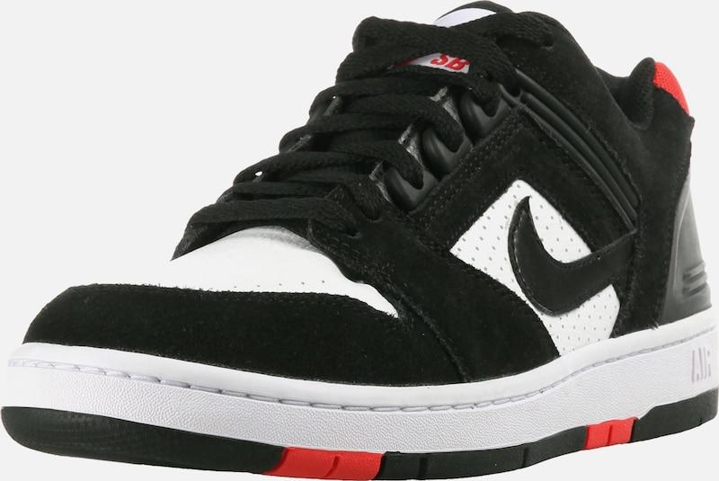 Nike SB Turnschuhe 'Air Force II Low Leder, Leder, Leder, Kunststoff Markenrabatt 62f31f