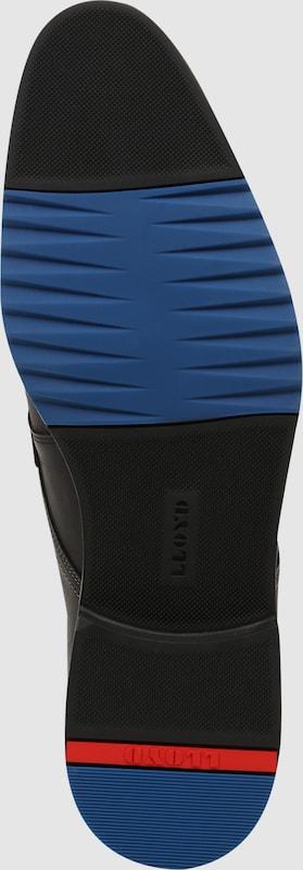 Haltbare Mode billige Schuhe LLOYD | getragene Schnürschuhe 'Dostal' Schuhe Gut getragene | Schuhe 04a010