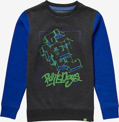 O'NEILL Sweatvest 'LB PARK DAYS SWEATSHIRT' in de kleur Blauw / Donkergrijs, Productweergave