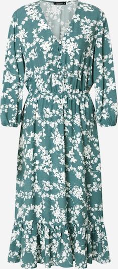 Trendyol Sukienka w kolorze benzyna / białym, Podgląd produktu