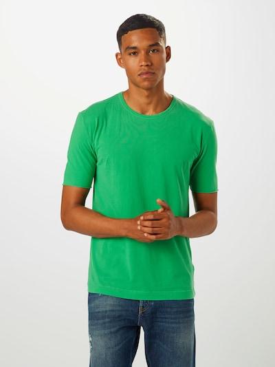 DRYKORN Koszulka 'RANIEL' w kolorze zielonym: Widok z przodu