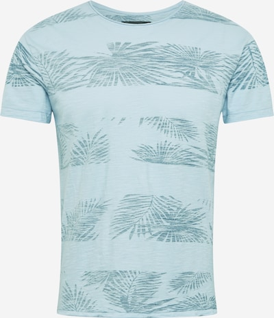 INDICODE JEANS T-Shirt 'Allen' en bleu clair: Vue de face