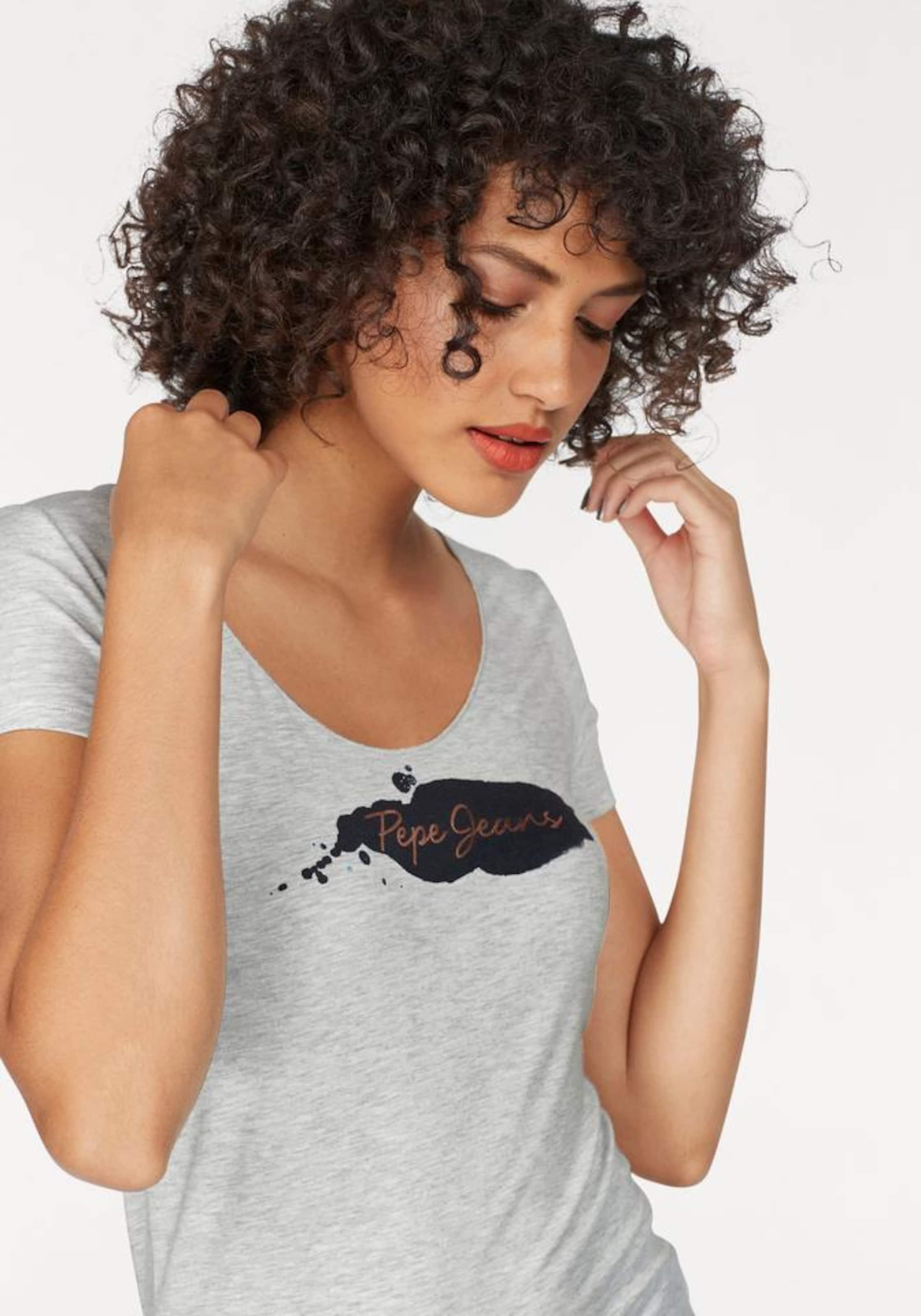 Rabatt Günstig Online Rabatt Wählen Eine Beste Pepe Jeans T-Shirt 'VIOLETA' Niedriger Preis Versandgebühr Auslass Veröffentlichungstermine Auslass Offizielle Seite UokLeZuS