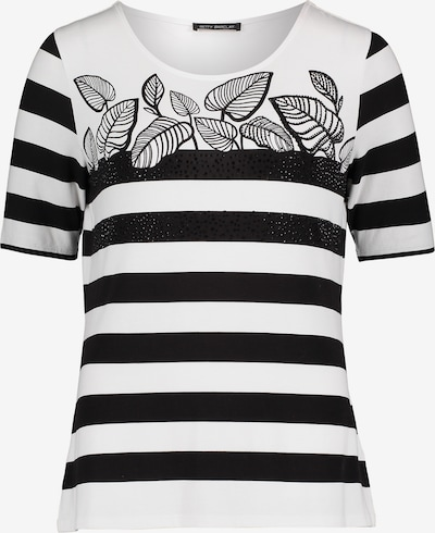Betty Barclay Shirt in schwarz / weiß, Produktansicht