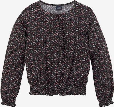 ARIZONA Shirt in mischfarben / schwarz, Produktansicht