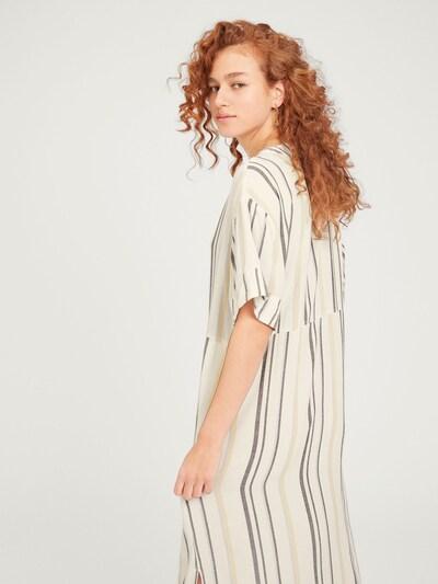 lila / fekete / fehér EDITED Nyári ruhák 'Yoko': Hátulnézet