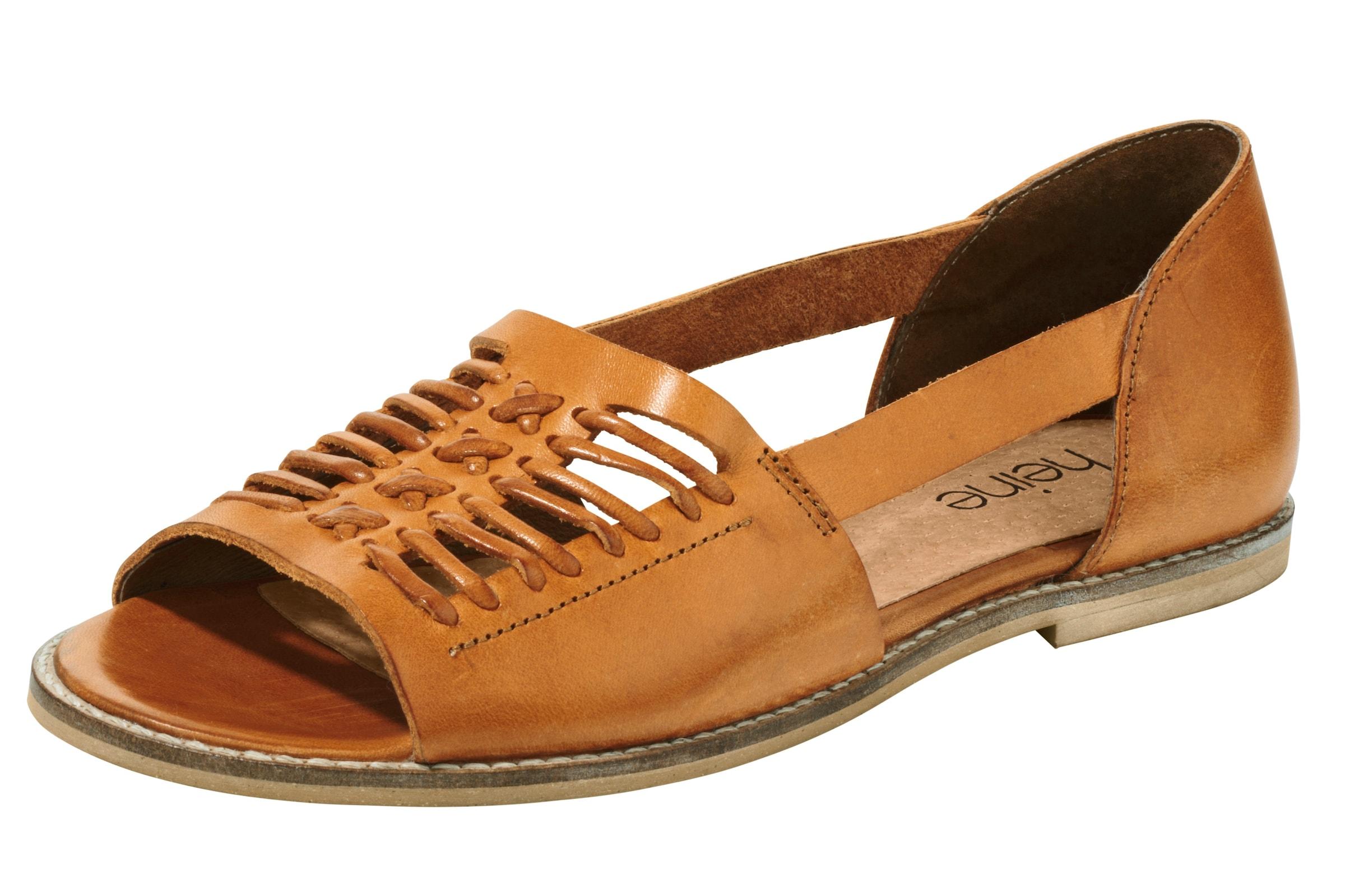 heine Sandale Verschleißfeste billige Schuhe Hohe Qualität