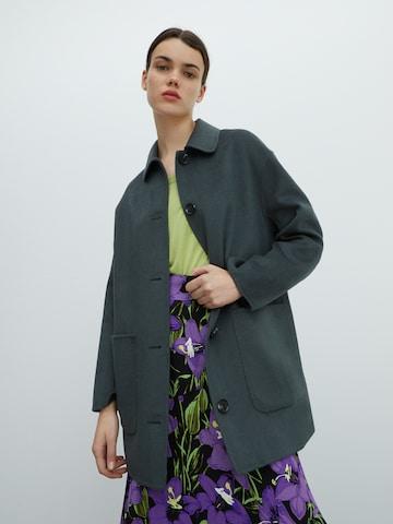 EDITED Between-seasons coat 'Kian' in Grey