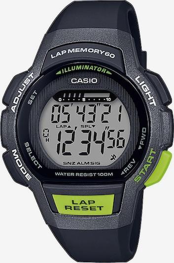 CASIO Sportuhr 'LWS-1000H-1AVEF' in schwarz, Produktansicht