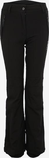 ICEPEAK Udendørs bukser 'Outi' i sort, Produktvisning