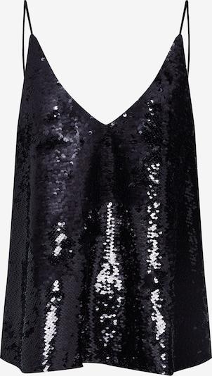 Farina Opoku Top 'Sheela' in de kleur Zwart, Productweergave