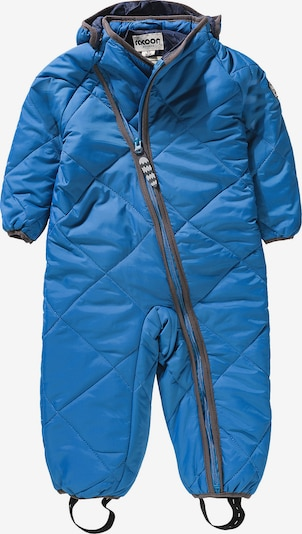 Racoon Outdoor Schneeanzug 'ROLF BUBBLE' in himmelblau, Produktansicht