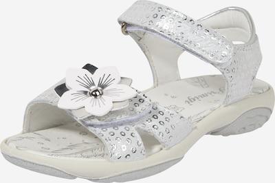 PRIMIGI Sandále 'BREEZE' - strieborná / biela, Produkt