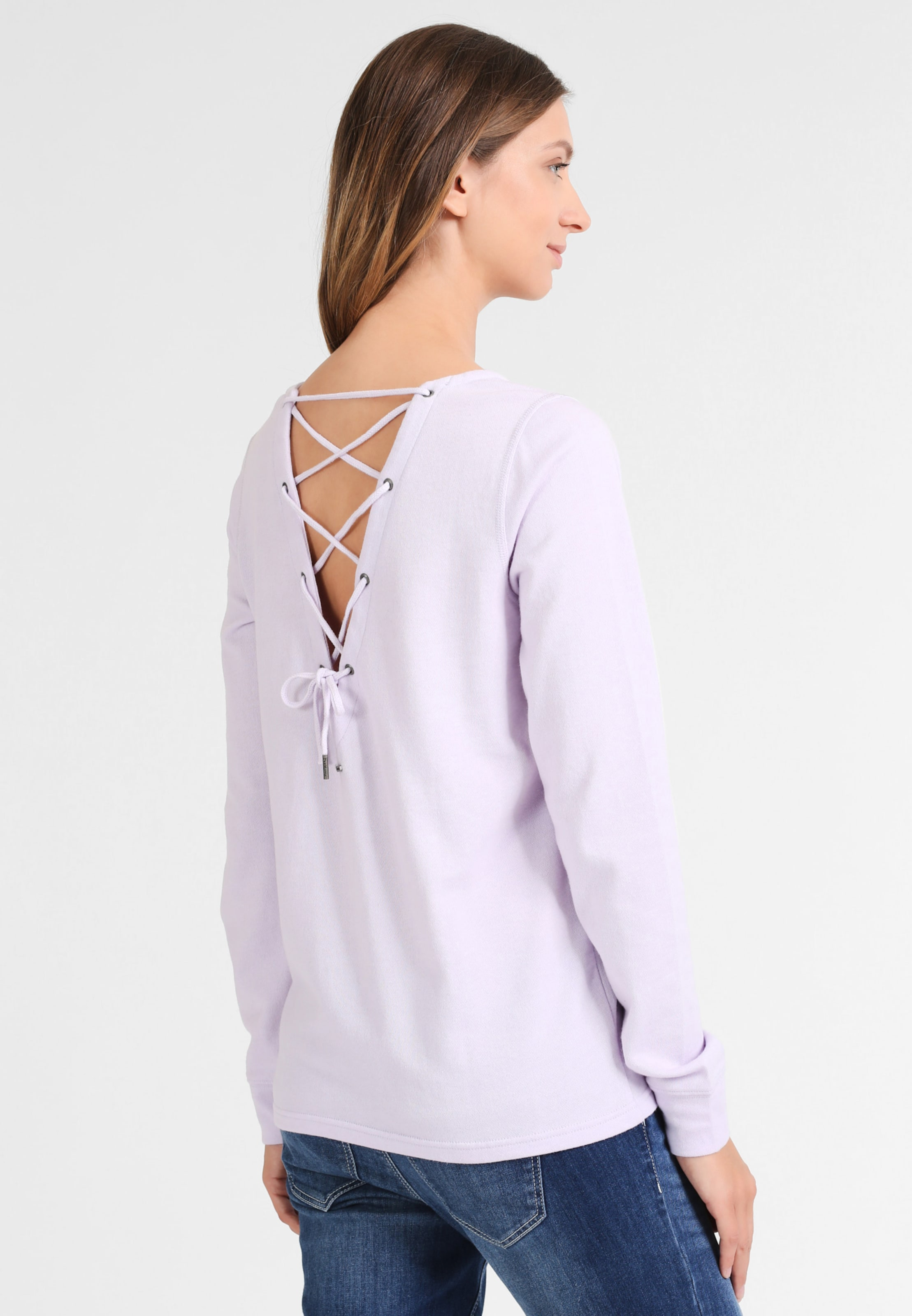 Dreimaster shirt En Sweat Violet Pastel jVLqzSpUMG