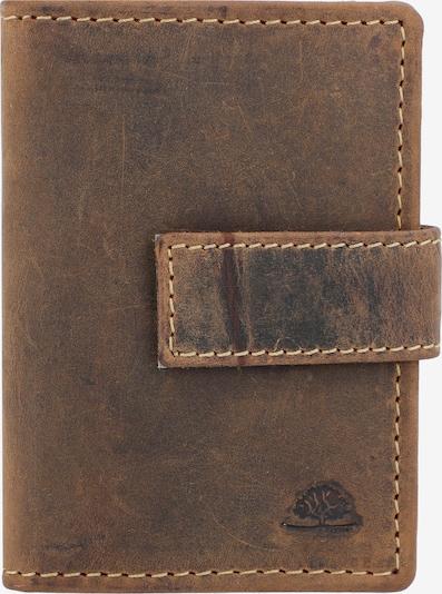 GREENBURRY Portemonnee in de kleur Bruin / Cognac, Productweergave