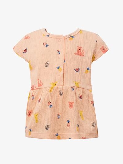TOM TAILOR Blusen & Shirts Bluse mit Tier-Print in rosa, Produktansicht