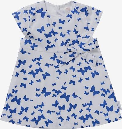 STERNTALER Kleid in blau / weiß, Produktansicht
