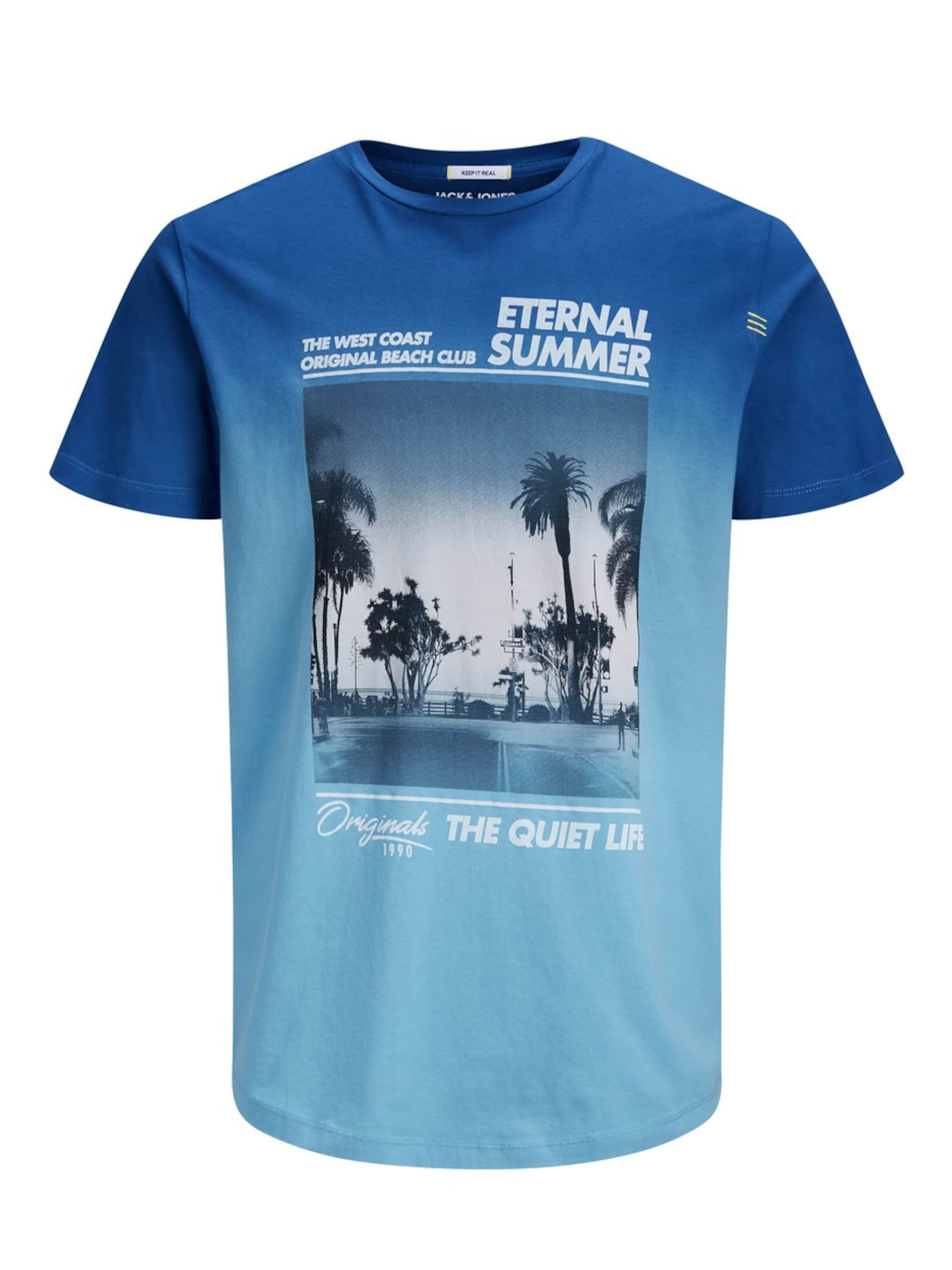 Jones Jackamp; Blau In T shirt P8yvOmn0Nw