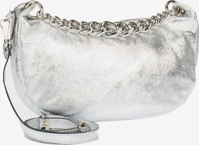 RISA Abendtasche in silber, Produktansicht
