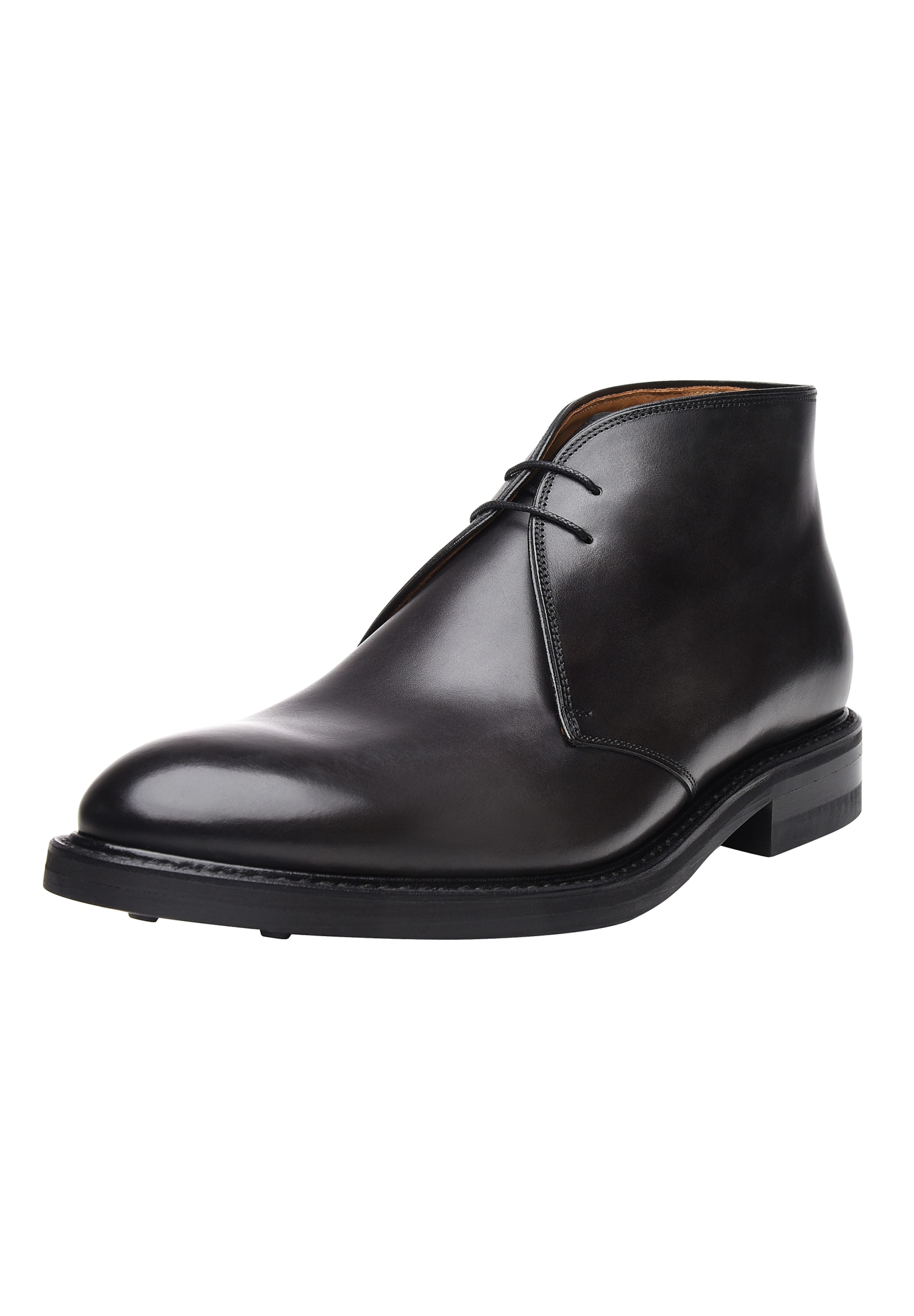 Boots Shoepassion Schwarz In 'no6615' Chukka 4LjR5A