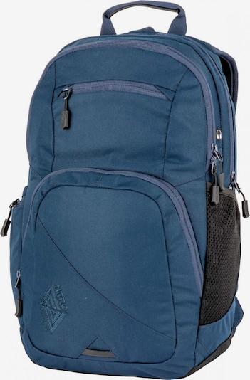 NITRO Rucksack 'Stash' in blau / schwarz, Produktansicht