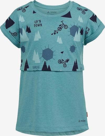 VAUDE T-Shirt 'Tammar III' in hellblau, Produktansicht