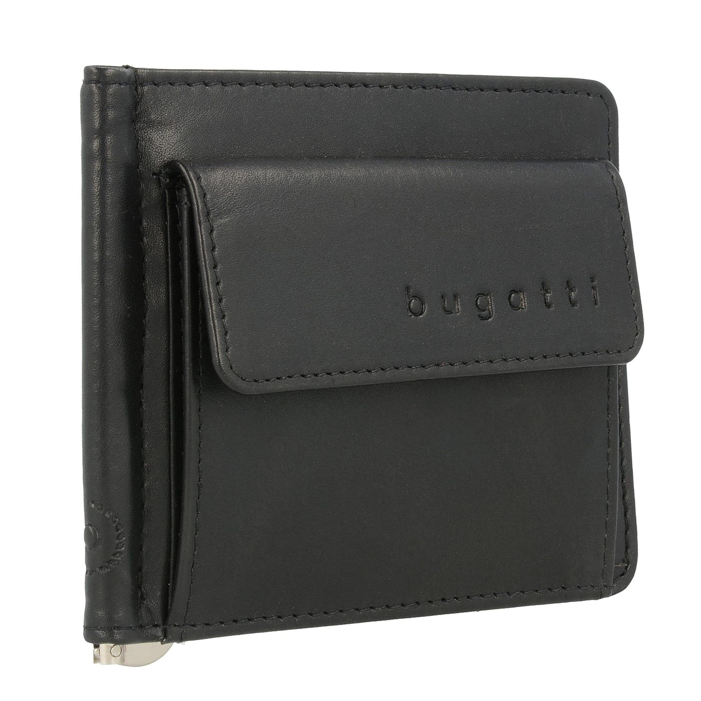 Geldbörse Geldbörse Schwarz Bugatti 'primo' Bugatti In PXwkZuliTO