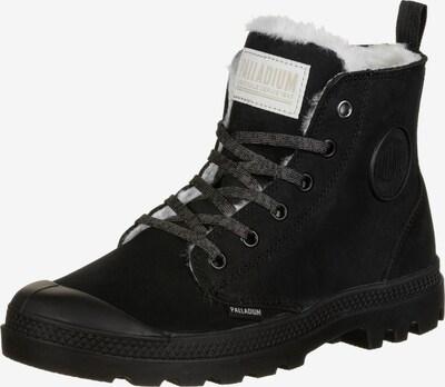 Palladium Boots ' PAMPA HI ' in schwarz, Produktansicht
