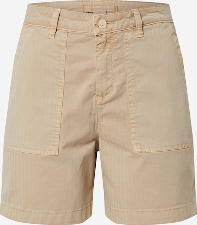 TOM TAILOR DENIM Shorts in beige, Produktansicht