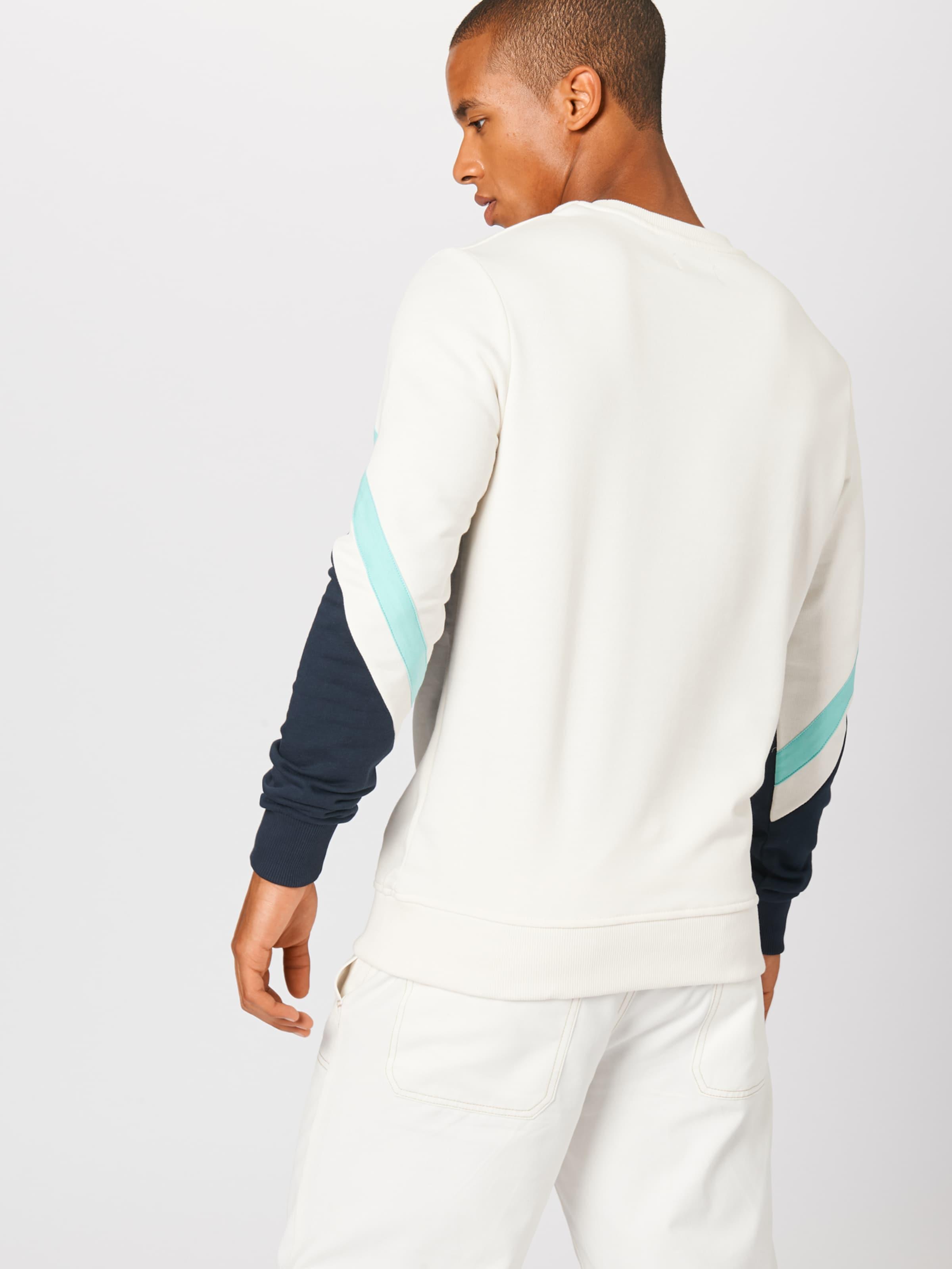 Weiß Jones In In Jones Jackamp; Sweatshirt Jackamp; Sweatshirt Weiß QCxeBdoWr