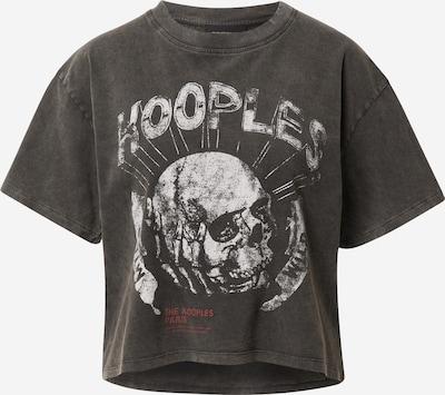 THE KOOPLES SPORT Majica u tamo siva / bijela, Pregled proizvoda