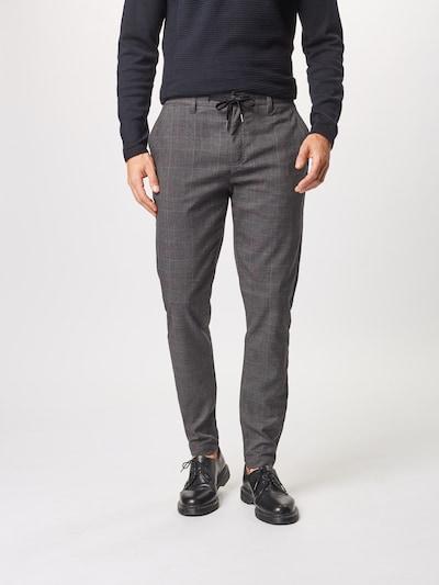 BLEND Pantalon en noir: Vue de face