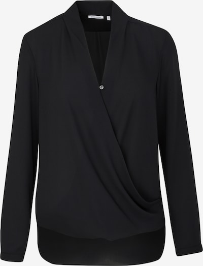 SEIDENSTICKER Bluza 'Schwarze Rose' | črna barva, Prikaz izdelka
