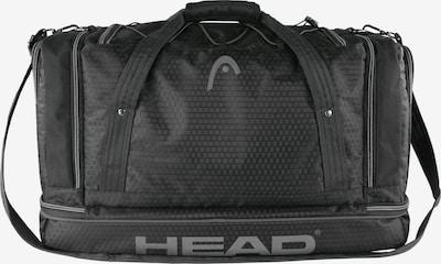HEAD Sporttas 'Smart' in de kleur Grijs / Zwart, Productweergave