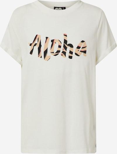 CATWALK JUNKIE Koszulka 'Zebra Summer' w kolorze białym, Podgląd produktu