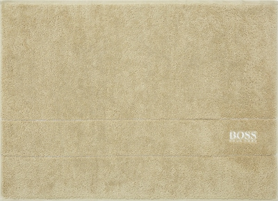 BOSS Home Badematte 'PLAIN' in beige, Produktansicht
